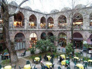 Koza Han kota Bursa, Turki