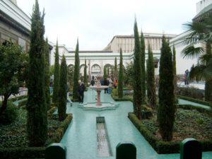 Taman Masjid Paris