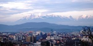 Kota Ljubljana