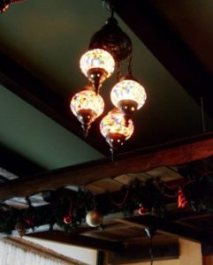Desain lampu gantung