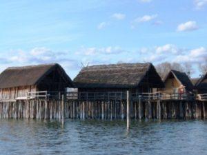 Rumah zaman prasejarah Jerman