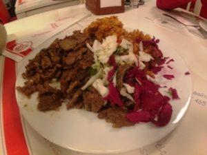Makanan halal Sofia, Bulgaria