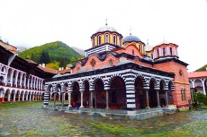 Destinasi wisata religi Bulgaria