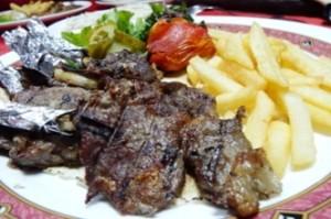 Masakan khas mediterania