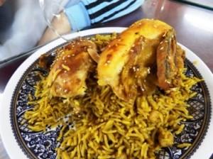 Makanan Yordania