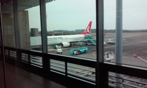 Pesawat Turkish Airlines