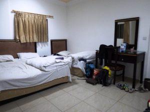 Hotel di Aqaba