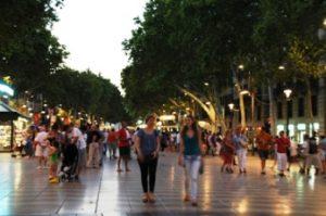 Jalan-Jalan Barcelona
