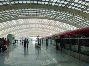 Transit di Beijing