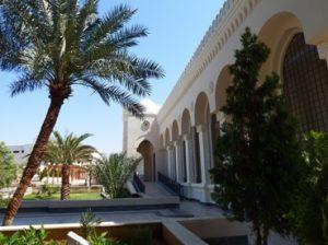 masjid revolusi arab di Yordania