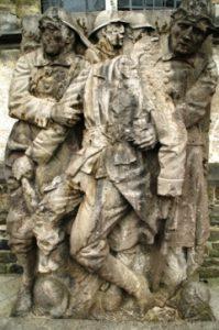 Perang dunia 2 di Belgia