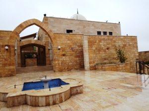 Masjid Umayyah di Amman Yordania