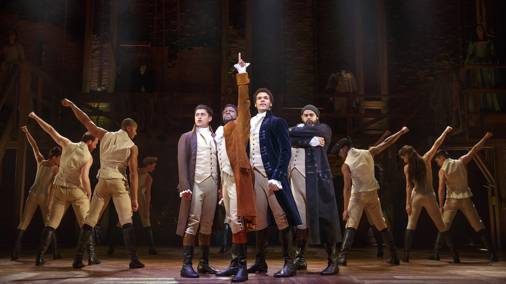 I finally saw #Hamilton. Here's what I thought.