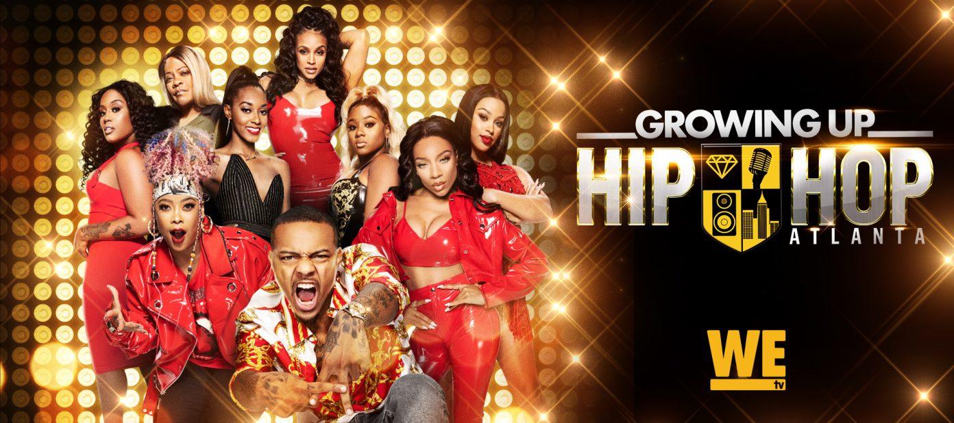 Growing Up Hip Hop Atlanta season 2 cast