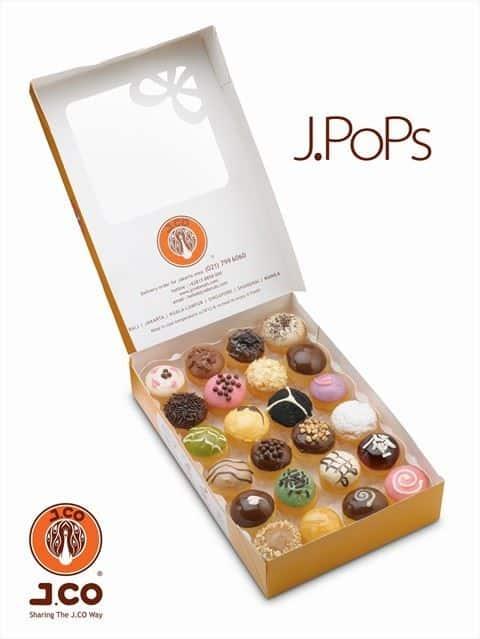 Jenis Donat Jco : jenis, donat, Donuts, Paling, Wajib