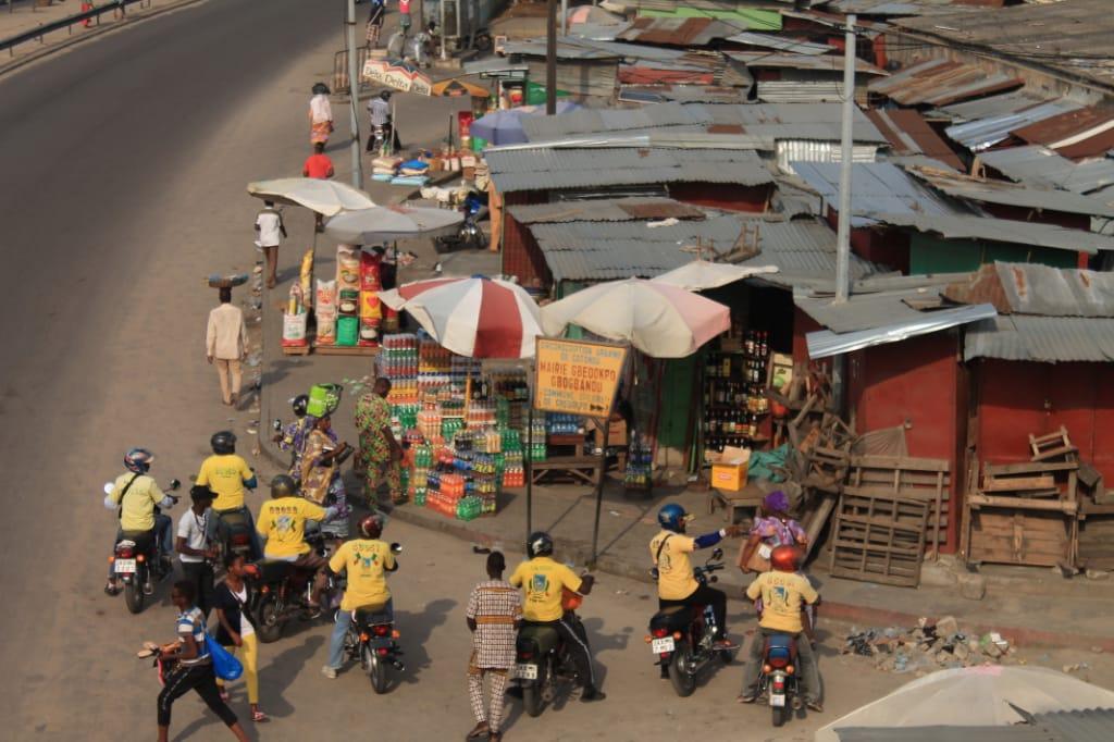 Zémidjan : les transporteurs