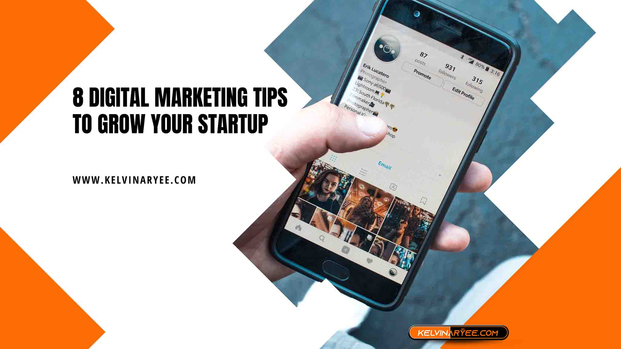 Read more about the article 8 Digital Marketing Tips To Grow Your Startup