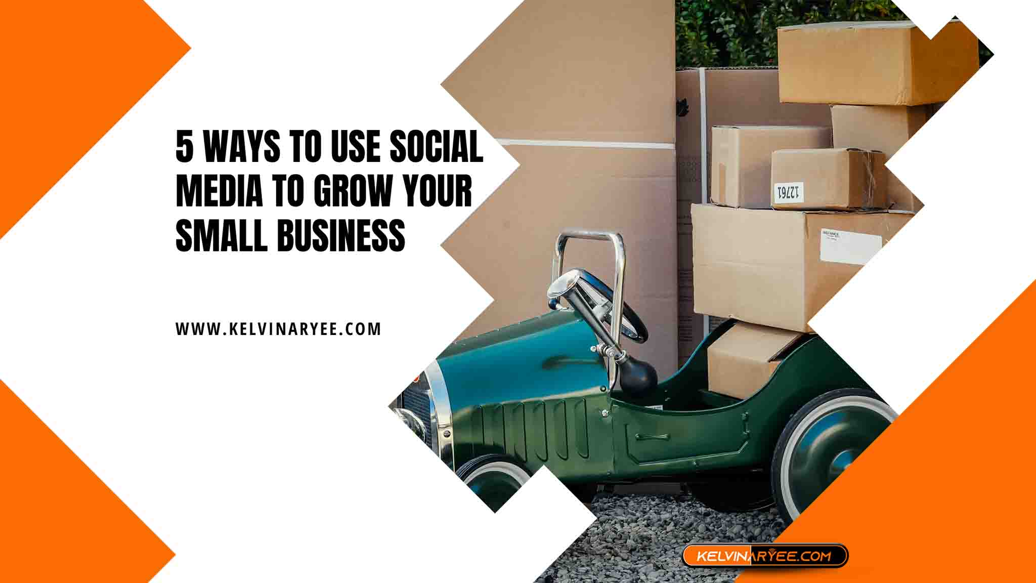 You are currently viewing 5 Ways to Use Social Media to Grow Your Small Business
