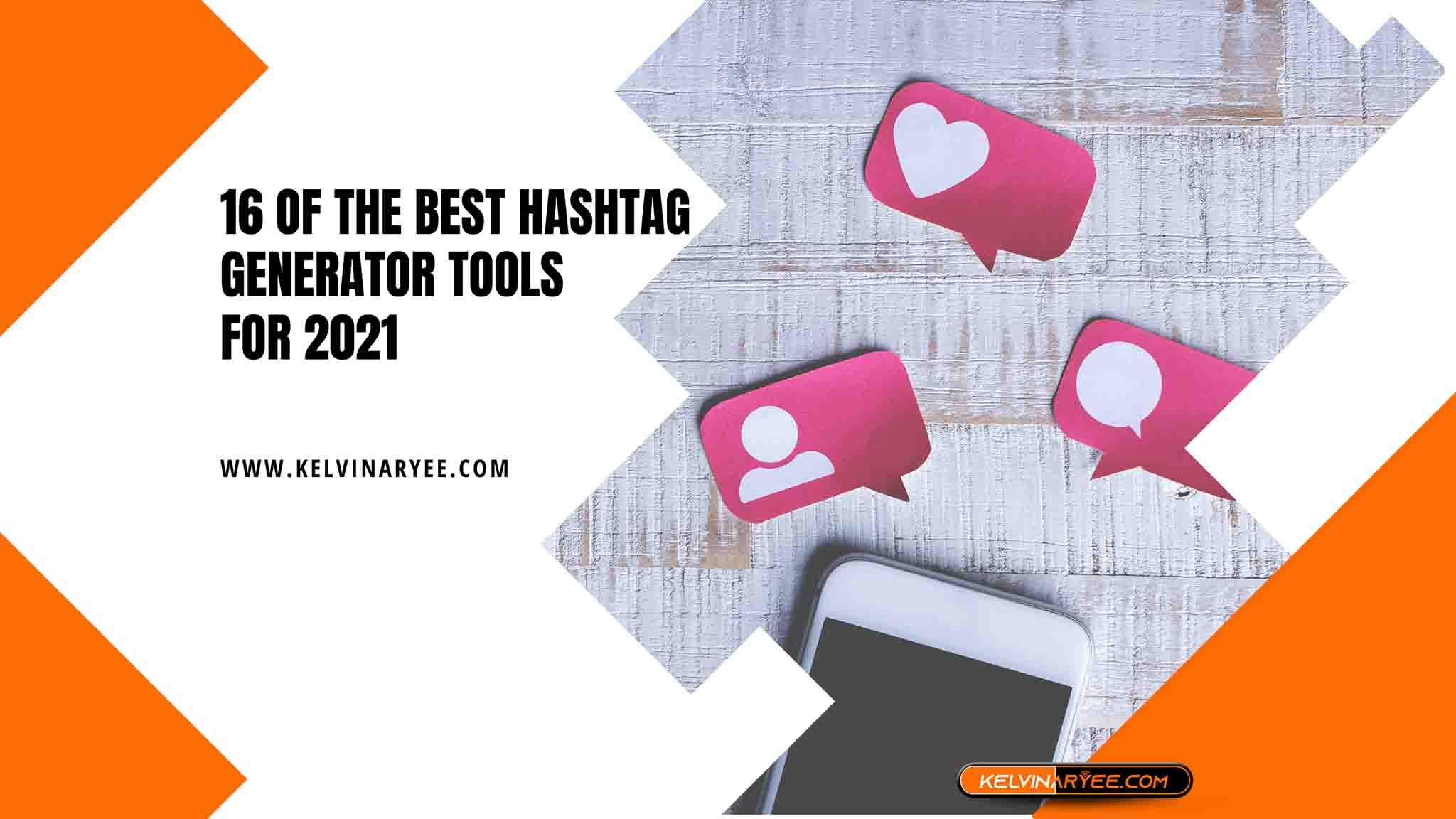 You are currently viewing 16 of the Best Hashtag Generator Tools for 2021