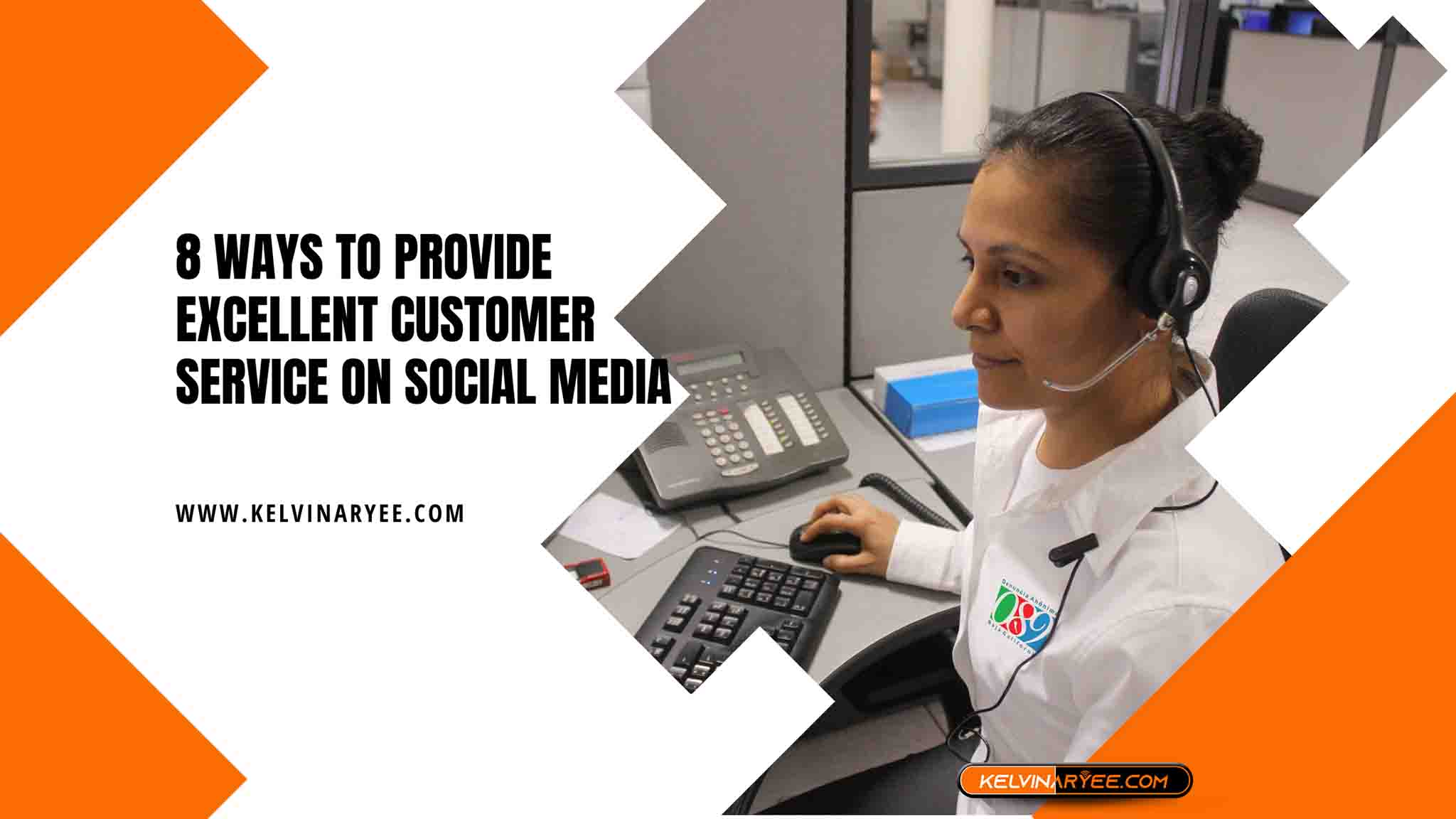 You are currently viewing 8 Ways to Provide Excellent Customer Service on Social Media