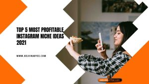 Read more about the article Top 5 Most Profitable Instagram Niche Ideas 2021