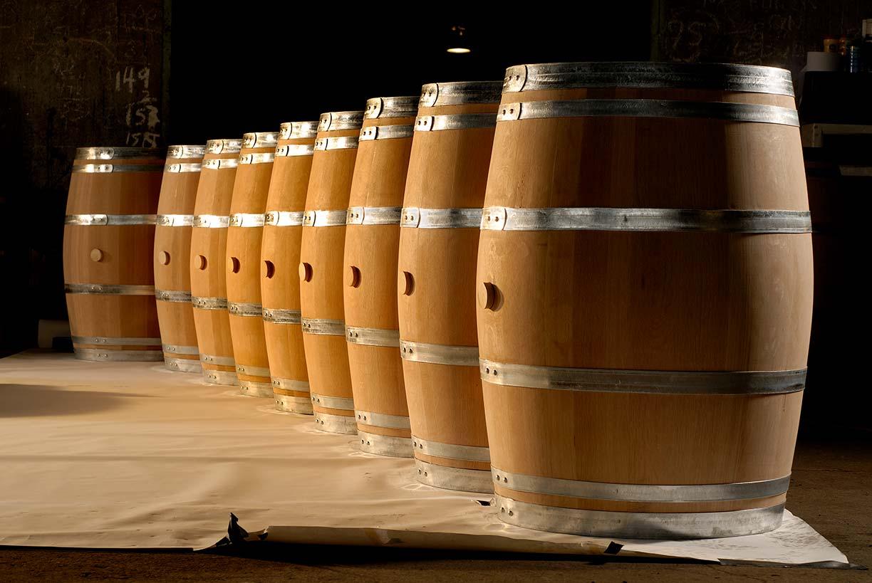 Wine Barrels  Kelvin Cooperage