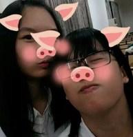 students piggy glow