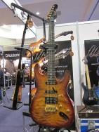 Rob Williams Guitars UK made