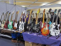 Second hand guitars
