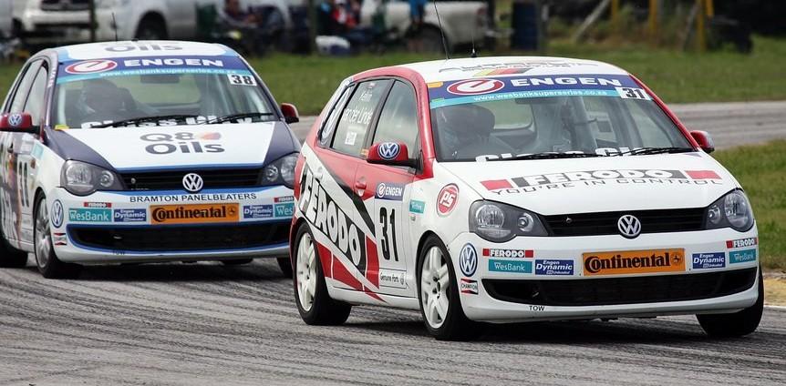Back-to-back wins for Kelvin van der Linde in Port Elizabeth