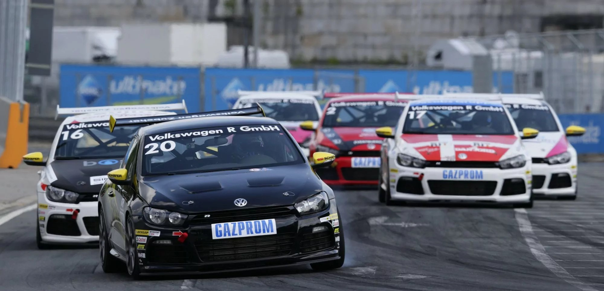 Norisring Race: Van der Linde Steals the Show – Bad luck for Larini.