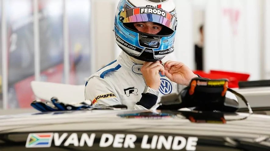 Qualifying at the Nürburgring: Van der Linde faster than Ahlin-Kottulinsky.