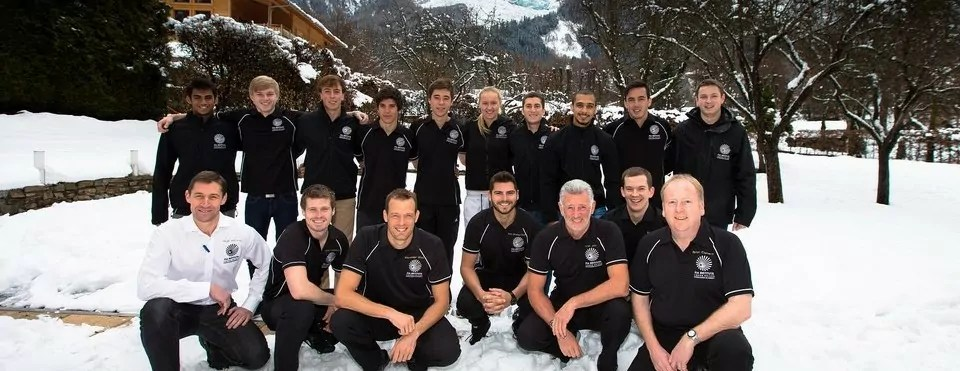 21.01.2014 | Alpine Challenge For Academy Drivers