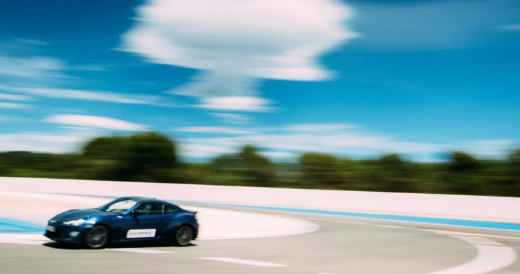 15.07.2014 | A week in Paul Ricard with Kelvin van der Linde