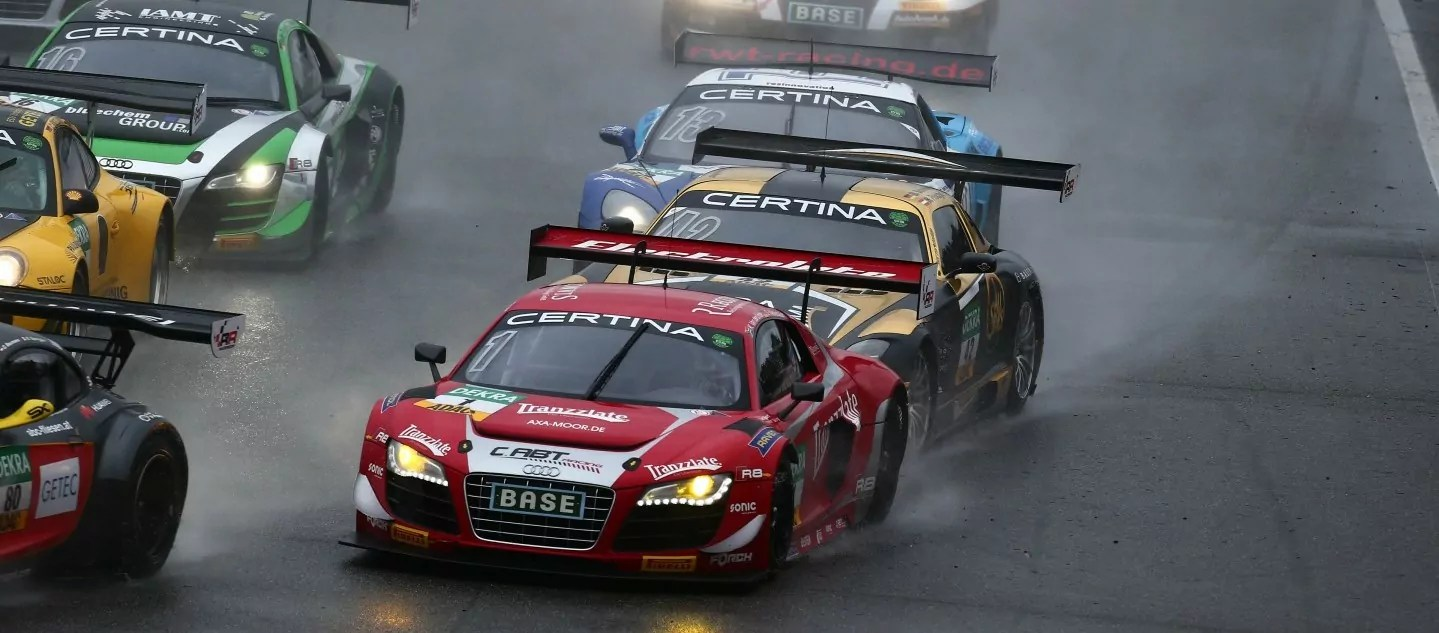 Kelvin ends GT Masters season on a high with a Podium