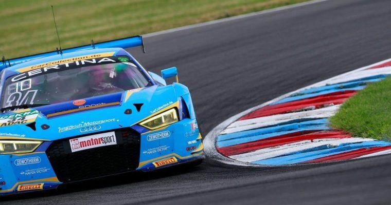 Promising race turns to frustration for Kelvin