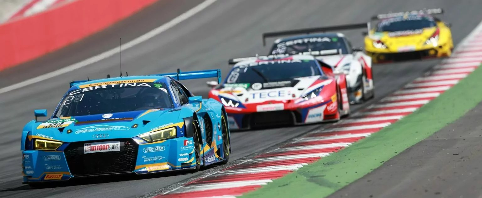 Kelvin wants to repeat recent Nurburgring Success