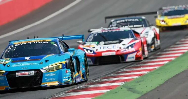 Kelvin wants to repeat recent Nurburgring Success