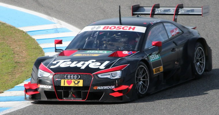 Kelvin to run in DTM Young Driver test in Jerez