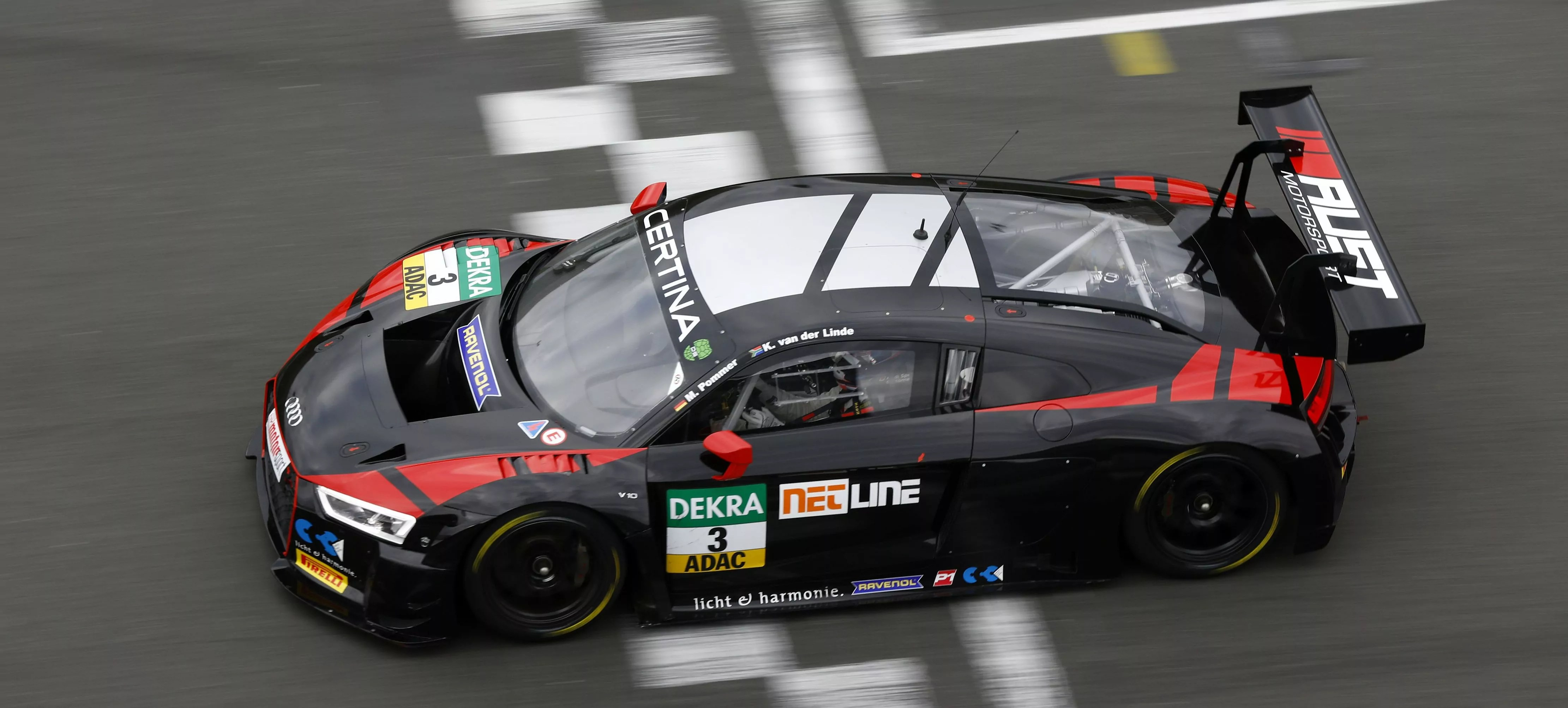 Kelvin takes on 4th GT Masters season with Aust