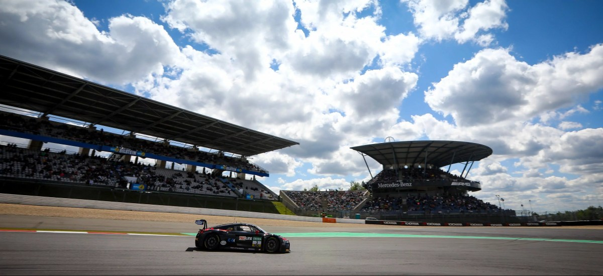 Kelvin back in GT Masters Title fight after Nurburgring Win