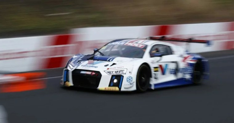 Kelvin joins Bathurst 1000 Winner Garth Tander and Frederic Vervisch for Liqui Moly Bathurst 12H