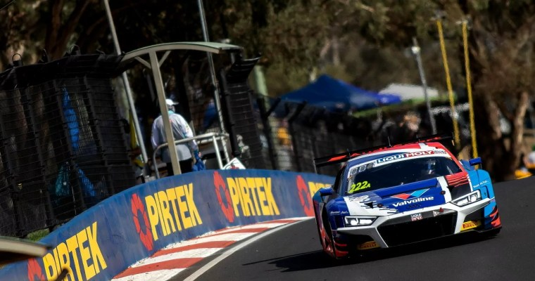 Disappointing season opener in Bathurst