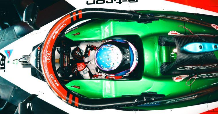 Kelvin to make Marrakech Formula E Test Debut