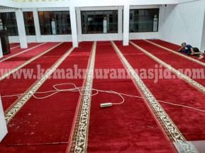 Jual Karpet Sajadah Masjid Turki Roll Berkualitas Tebal Di Cikarang Barat