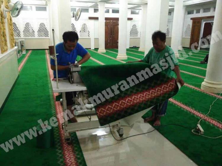 pusat jual karpet masjid di surabaya