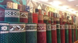 Karpet Masjid Roll