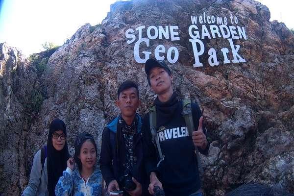 Stone Garden Bandung Taman Batu yang lagi hits