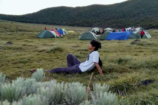 Tersesat Dan Kesurupan Misteri Gunung Gede Pangrango