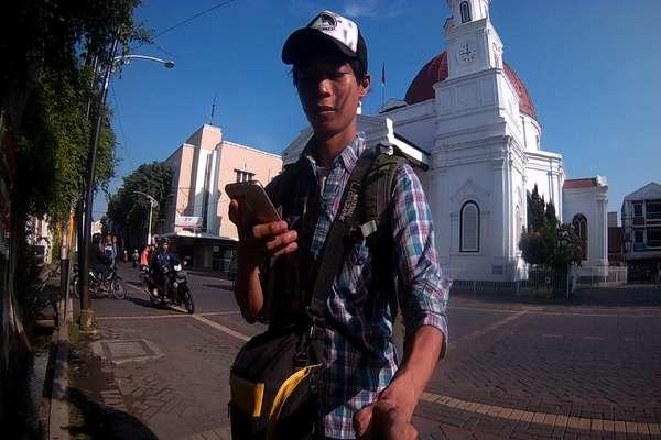 Solo Backpacker Ke Semarang